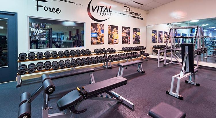 musculation vital forme salle de sport caen ifs. Black Bedroom Furniture Sets. Home Design Ideas